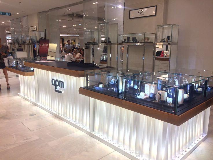 New corner APM Monaco in Printemps Paris