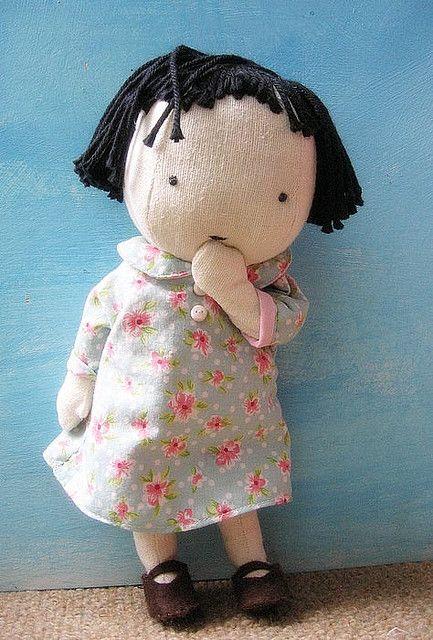 luluzinha kids ❤ bonEcas - Doll