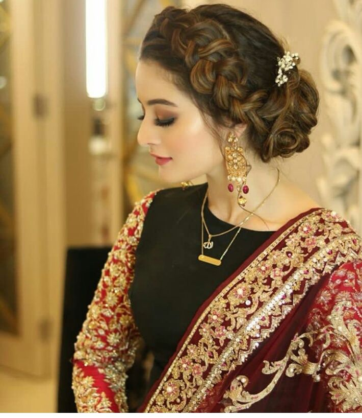 Awesome Photos From Aiman And Muneeb Filmy Wedding Party Happening Right Now Daily Pakistani Bridal Makeup Pakistani Bridal Dresses Pakistani Wedding Outfits