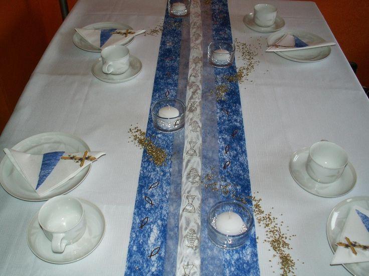 Tischdeko konfirmation blau grün  44 besten Konfi Bilder auf Pinterest | Erstkommunion, Firmung und ...