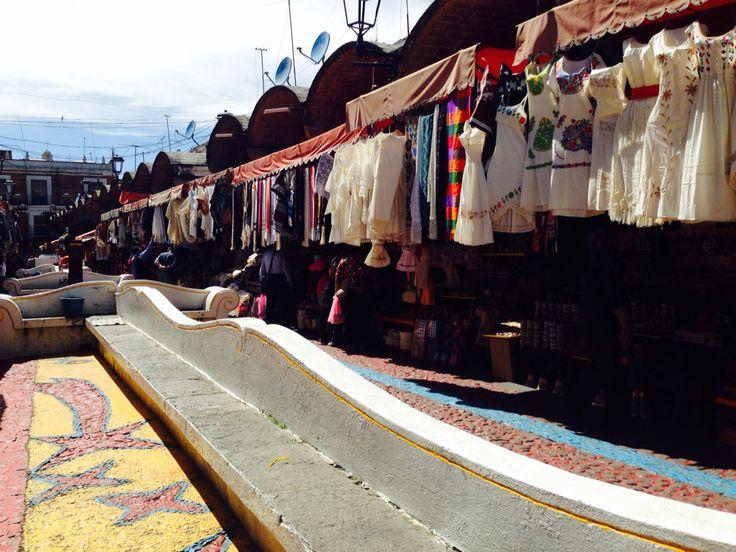 El Parian, Puebla México