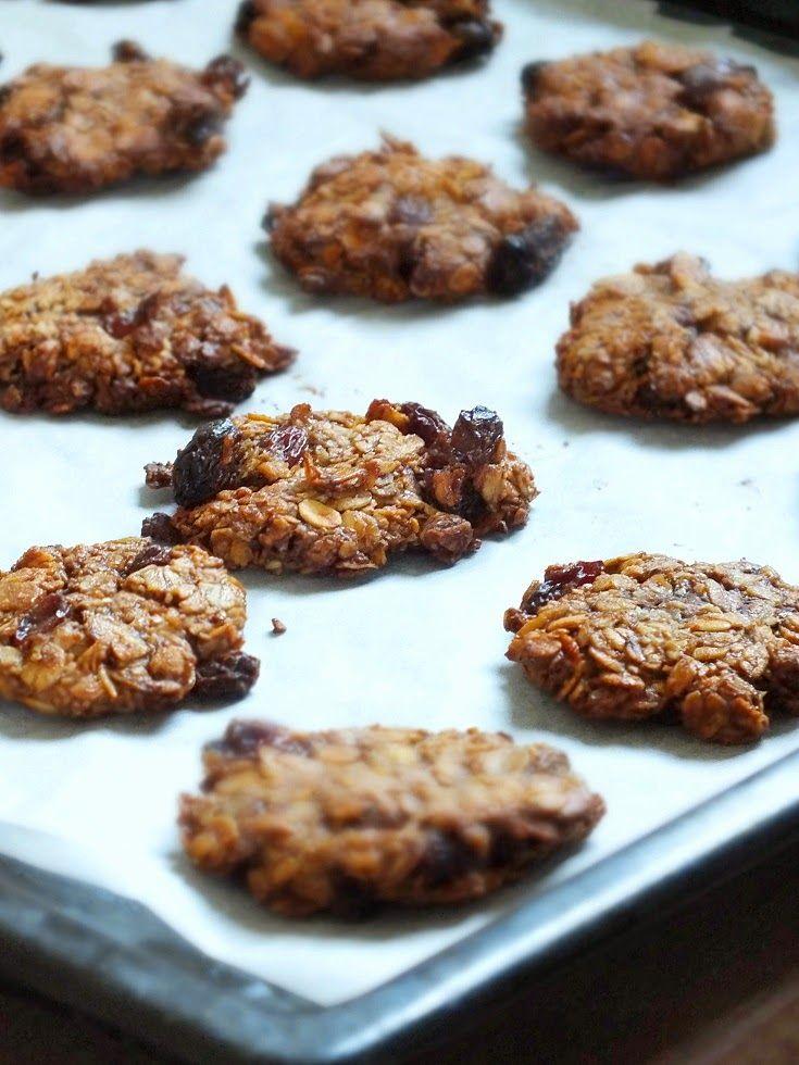 smakołyki alergika: odchudzające ciasteczka owsiane dla NieAlergika