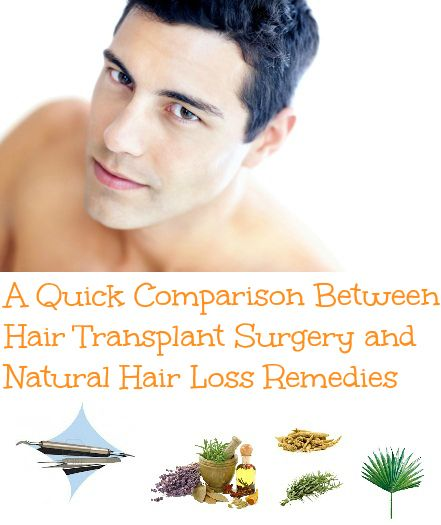 Compair Hair Transplant Surgery and Natural Hair Loss Remedies and Find Out Which One Is The Best For You At http://www.stanshealth.com/2008/01/cure-baldness-with-help-of-natural.html
