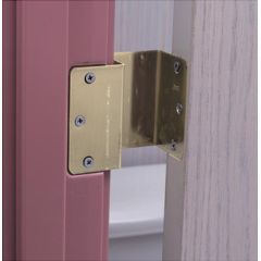 Mabis DMI Swinging Door Hinge - Offset Expandable Door Hinges - I need a few sets of these to make all the doors in the house wheelchair friendly
