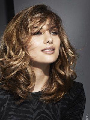 Les coiffures tendance de l'ann�e