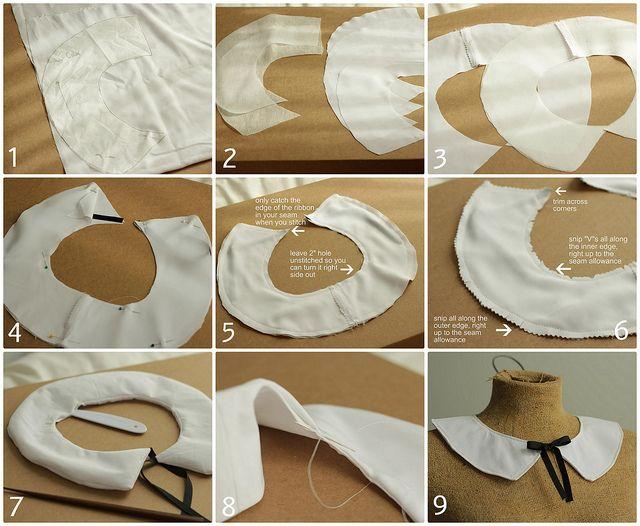 simple peter pan collar