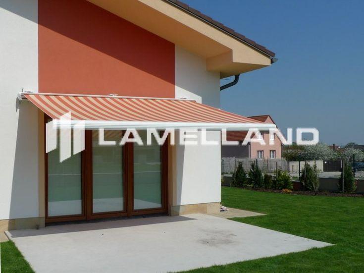 Nič nie je v lete príjemnejšie, ako terasa v tieni :)  http://www.lamelland.sk/poradenstvo/ako-zatienit-terasu