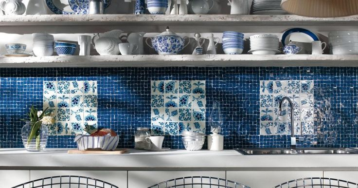 Ceramiche Marca Corona - Baldosas revestimiento baño, Baldosas revestimiento cocina, Mosaico artesanal, Mayólica madreperla, Mosaico gres porcelánico