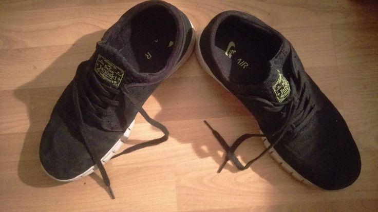 Nike Air Max - Stefan Janoski - Skateboard Schuhe Sneaker Gr. 42.5 . gay