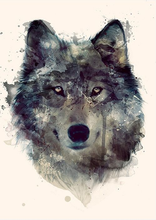 28 Best Tatos Lobo Images On Pinterest Tatuajes De Lobo