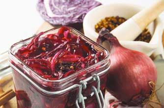 Pickled red cabbage recipe - goodtoknow
