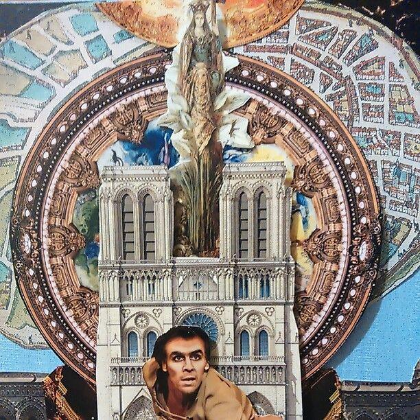 Nicolas Le Riche in Notre Dame de Paris. Detail