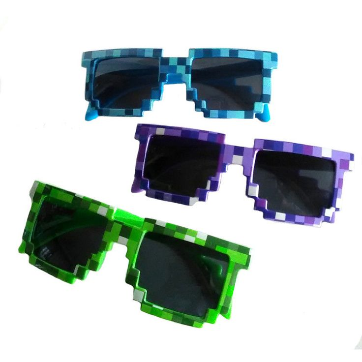 Minecraft Glasses! Just $9.50. Free Shipping Worldwide // #Minecraft #Minecrafting #Minecraftsword #Minecrafttoy #Minecraftweapons #Creeper #Creepers #Minecraftzombie #Minecraftpickaxe #Pickaxehero #Steve #Minecraftxbox #Minecrafting #Minecraftmobs #s4s #Minecraftlife #Minecraftonly #Minecraftpe #Minecraftpocketedition #Minecraftftw #Minecraftgirl #Minecraftcake #Minecraft4life #Minecraftisawesome #Minecraftfx #Minecraftlife #Minecraftglasses