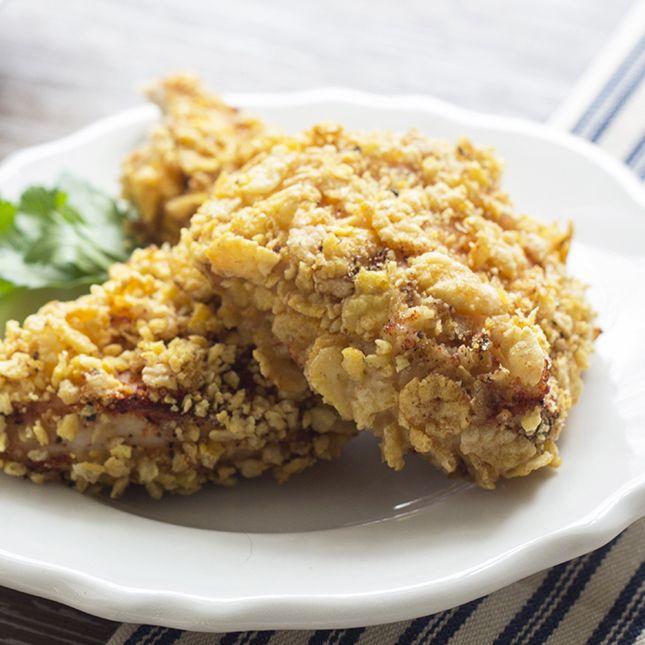 Oven Baked Crispy Chicken | Skinny Mom | Where Moms Get the Skinny on ...