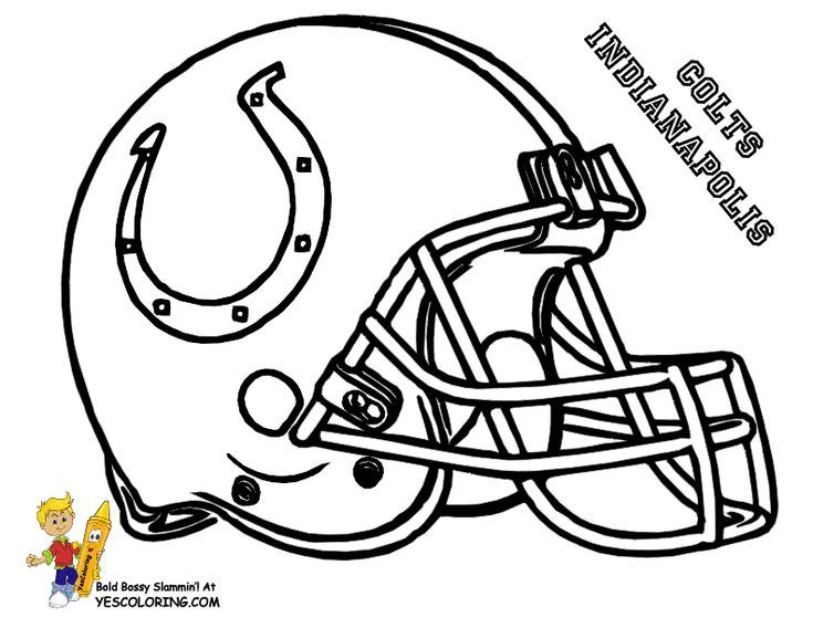 big stomp afc football helmet coloring football helmet free
