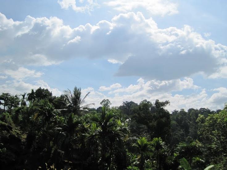 Cloudy. Kerala