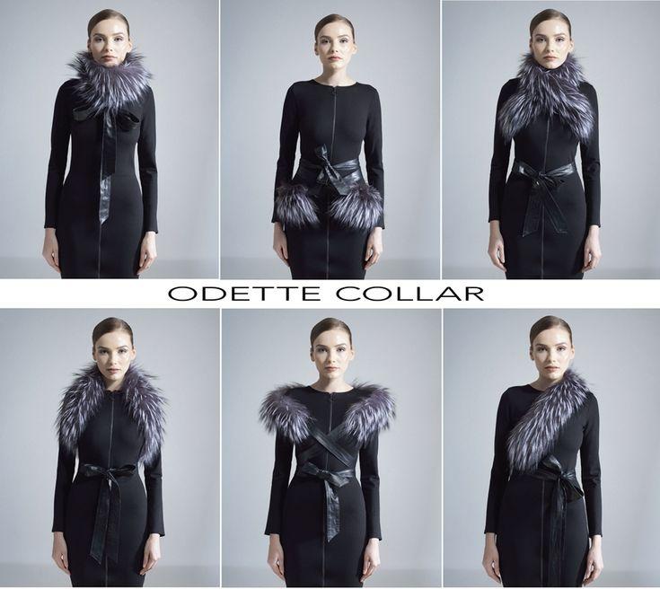 Beyond Winter - Paisi X Andreea Badala #Odette #versatility