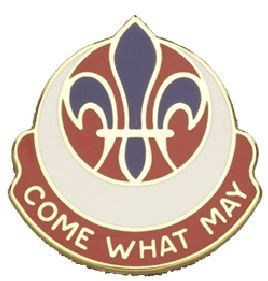 773 Maintenance Bn Unit Crest (Come What May)
