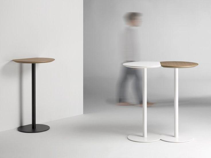 CORT High table by Kendo Mobiliario design Francesc Rifé