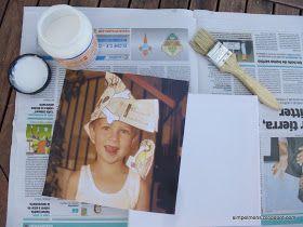 SimpelMens: Zelf foto op canvas maken