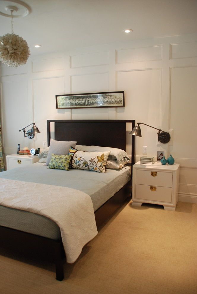 Bed Contemporary Design 11 best wall panel images on pinterest | paneling ideas, bedroom