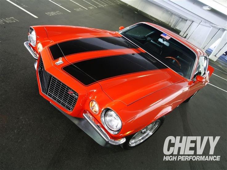 1970 Camaro Reel Steel Camaros Pinterest