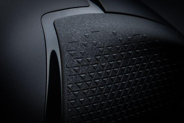 Details w elike / Black ( Gloss / Matt / Triangles / Materil Contrast / at ImaDreamer