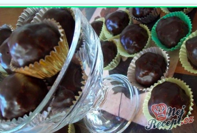 Domácí Ferrero Rocher