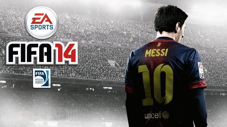 FIFA 14 Messi Wallpaper Ea sports fifa