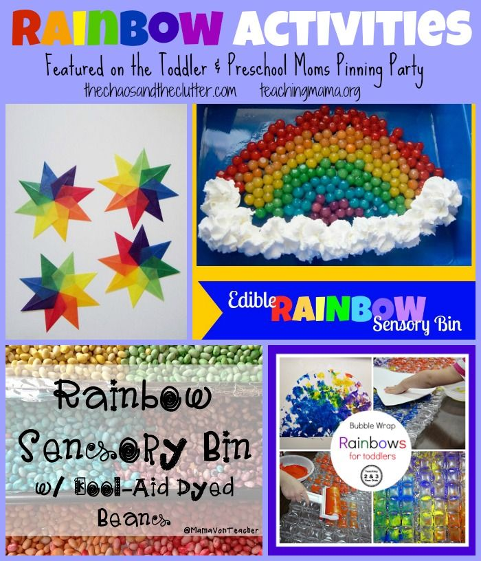 Best 20 Rainbow Party Games Ideas On Pinterest: 211 Best Images About Rainbow Projects For Kids On
