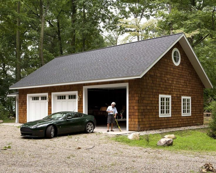 17 best images about pole barns on pinterest detached for Garage kits with living quarters