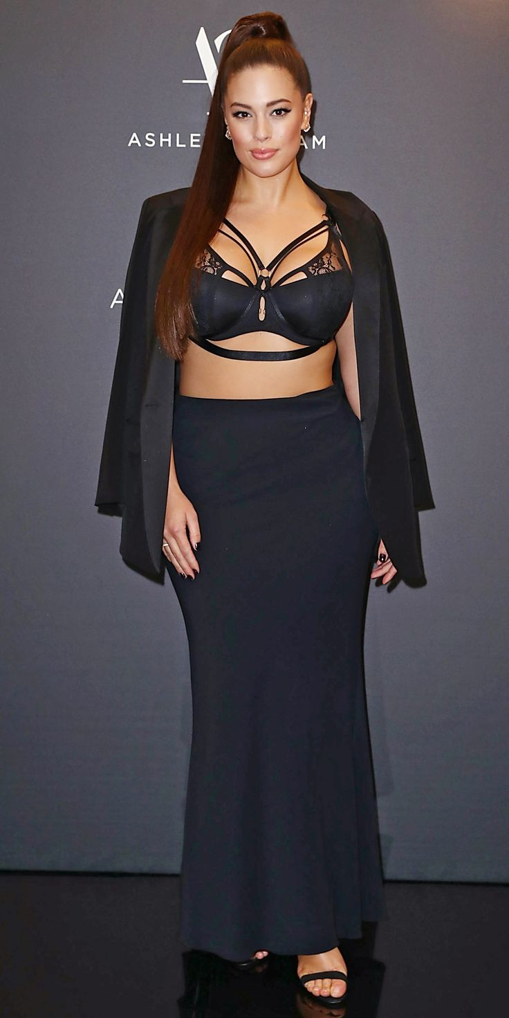 Look of the Day - Ashley Graham from InStyle.com