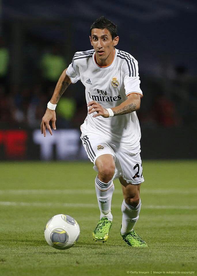 Di Maria #22 #Real Madrid