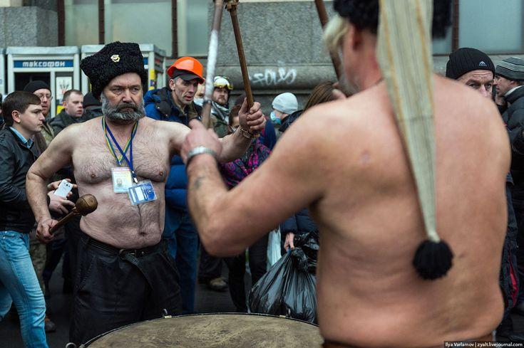 zyalt: Кровавый четверг на Майдане Поддержка боевого духа