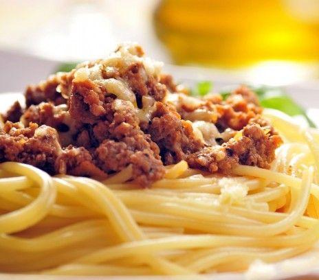 Prawdziwe spaghetti bolognese Przepis Magdy Gessler