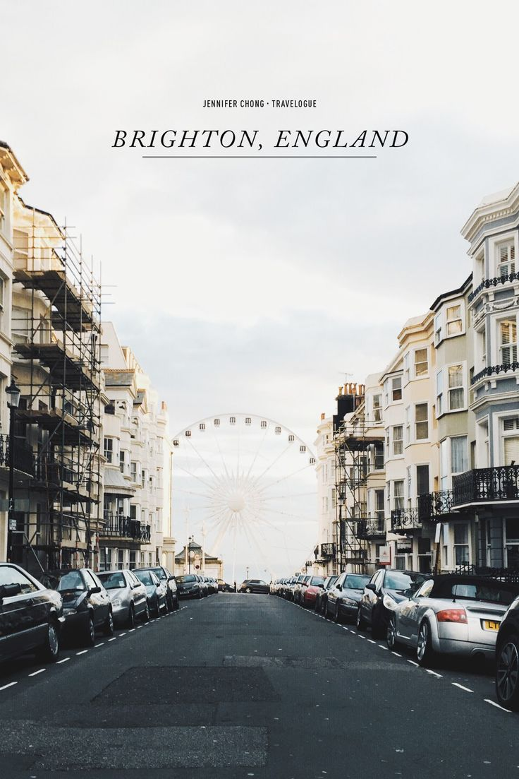 Oh Brighton. I expected so little out of this seaside village but I fell in love with Brighton. I can't quite put into words exactly why but I felt like things just fell into place here. I city was so charming and lovely the people were so welcoming and warm. I spent two days here and I'd highly suggest visiting if you're in London. It's a short one hour train ride away from the city and it's like