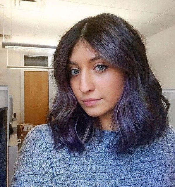 Had a blast working with L'Oréal Paris yesterday for the #colorista launch! We used indigo on the beautiful @fabianagee