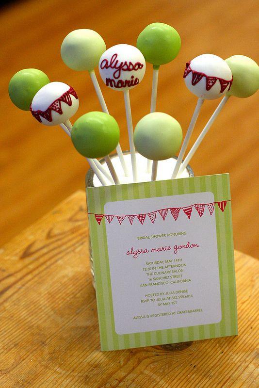 Cake Pop Design