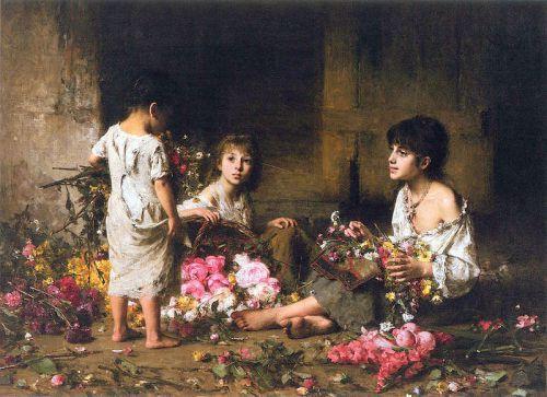 The Flower Girls