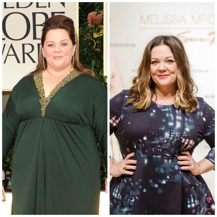 Melissa McCarthy's Weight Loss Secrets--Revealed!