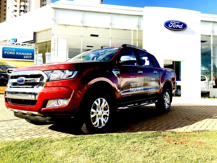Avaliação Ford Ranger Limited 2017
