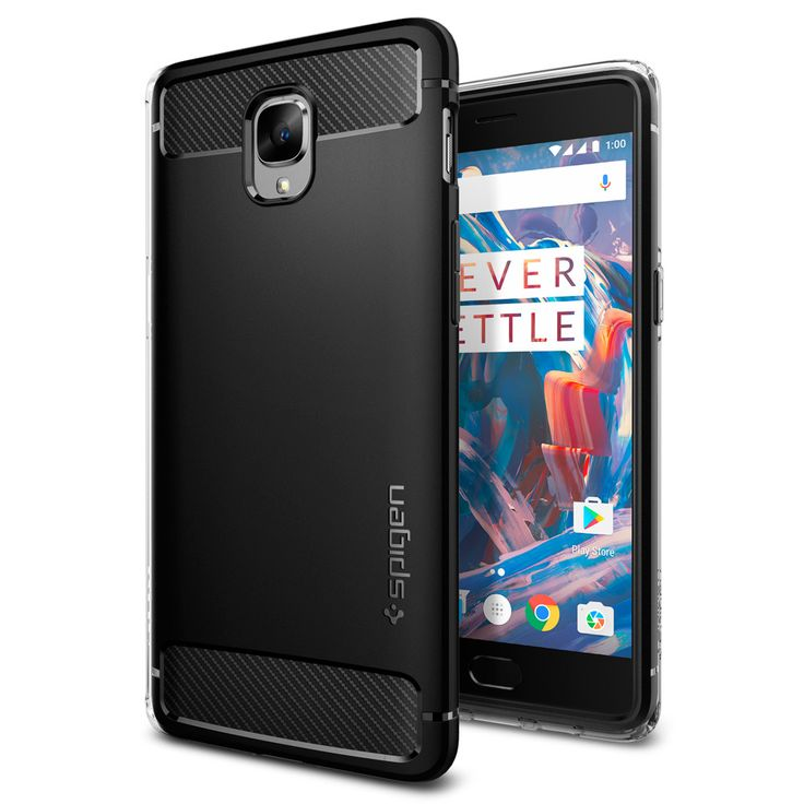 OnePlus 3 Case Rugged Armor