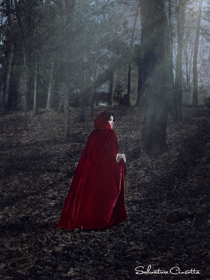 Red riding of hood pictures little