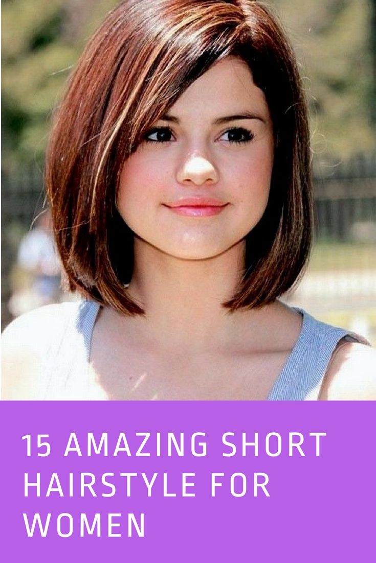 Short hairstyles are always trendy and popular for their easy and