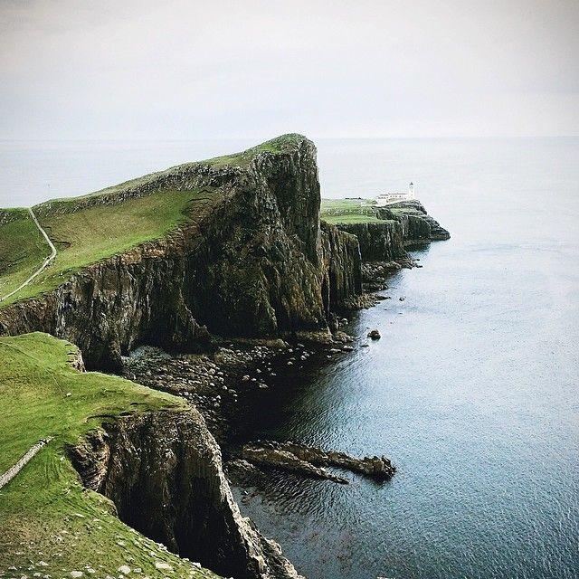 Isle of Skye in Scotland / photo by finn