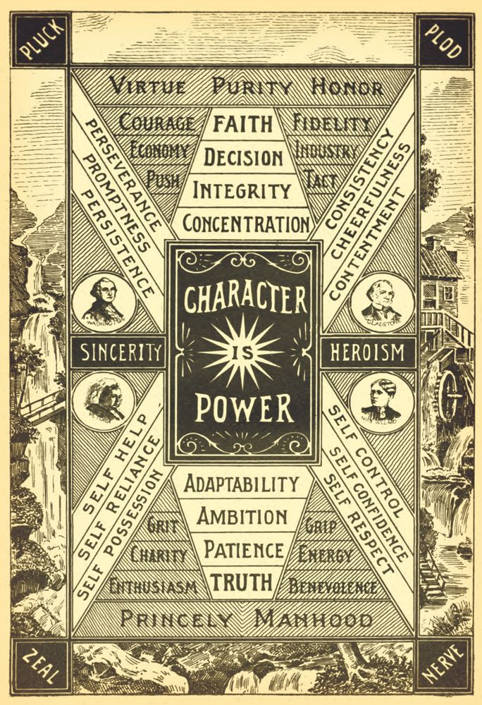 """What Is Character? Its 3 True Qualities and How to Develop It // """"The highest object of life is the possession of a good character. The foundations of civil security, the progress and civilization of nations depend upon individual character. Character is power in a much higher sense than that knowledge is power."""" Henry F. Kletzing (via @Art of Manliness)"""