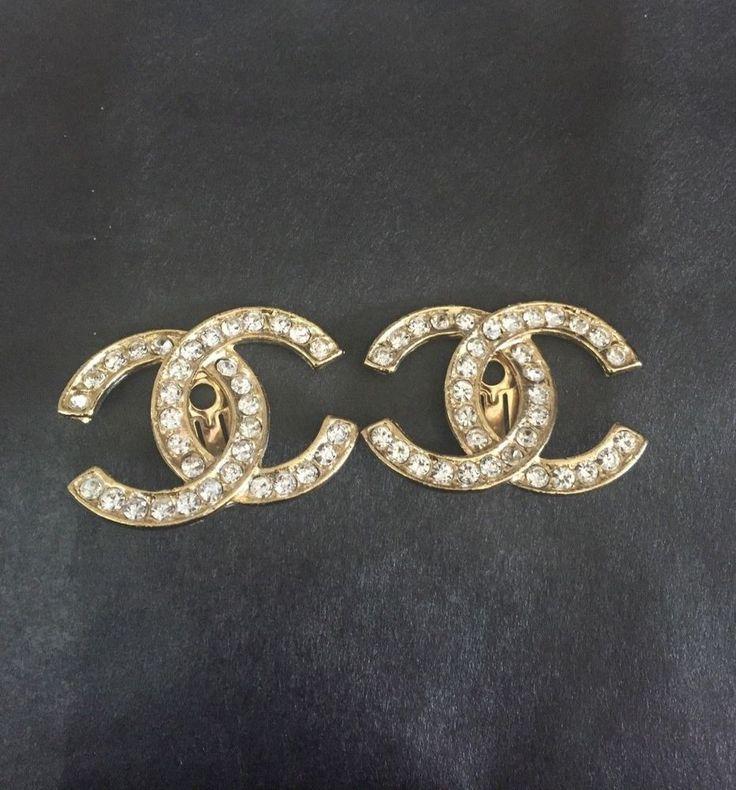 Best 25+ Chanel earrings ideas on Pinterest | Chanel ...