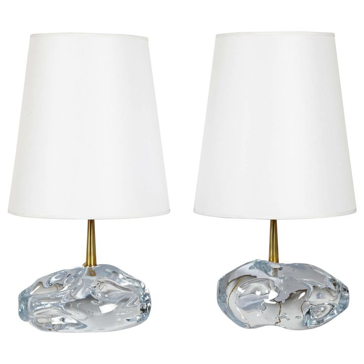 A Pair Of Angelo Brotto Table Lamps