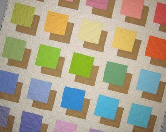 Sewing Block Qults Color Block Quilt Pattern To Make This Stunning Quilt Full You Will Be Amazed At How Quickly You Can Put To Quilt Patterns Quilt Block Patterns Quilt Blocks