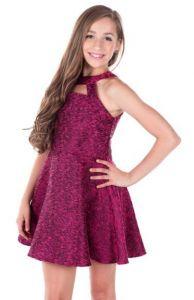Miss Behave dress www.tweeninstyle.com #tweenfashion #kidsfashion #tweenmodel #missbehave #girlsoutfil #tweengirls